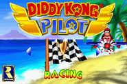 DKP Title screen
