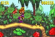 DK Attack - Jungle Hijinxs Kritter defeat