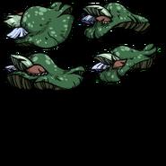 Green Funcap Texture