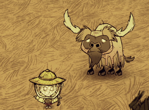 File:Beefalo shaved, day.png