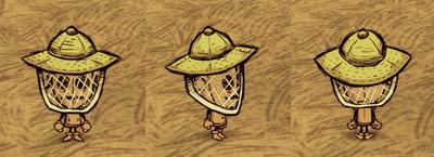 Beekeeper Hat WX-78