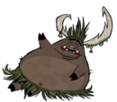 Rey cerdo