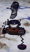 Don't starve Adventure Wooden Thing