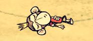 Wilbur Asleep