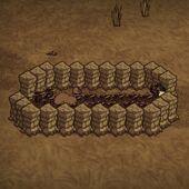 Pig trap