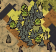 Cave Banana Trees icons