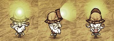 Miner Hat Woodlegs