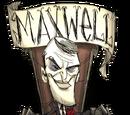 Maxwell/Character