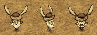 Beefalo Hat Woodlegs