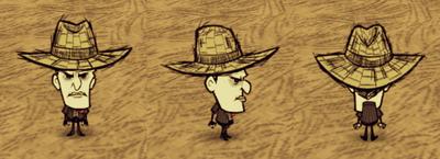 Straw Hat Maxwell