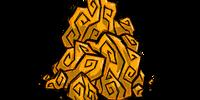 Thulecite Fragments