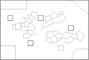 MarkRoom 1 map