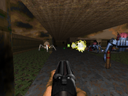 MetaDoom Super Shotgun Spiborg