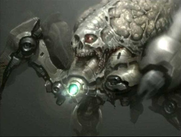 File:Doom3 Spiderdemon concept.jpg