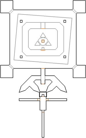 Return to Phobos E1M8 map