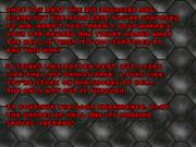 E1 Text screen