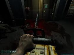 Chainsaw d3