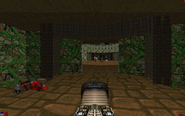 Lost episodes of doom open area after red key