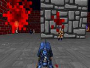 MetaDoom Lightning Gun even more Wolfenstein