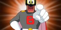 Birdman (When Phineas meet Nobita)