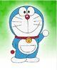 Doraemon saludando