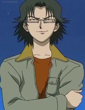Ichiro Sumishiba (Anime)