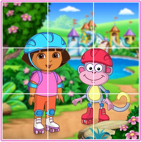 File:Dora and Boots Roller Skates.jpg