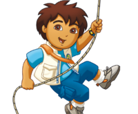 Character diego