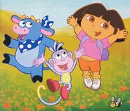 Dora-boots-benny-yellow valley