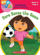 Dora Saves The Game Book