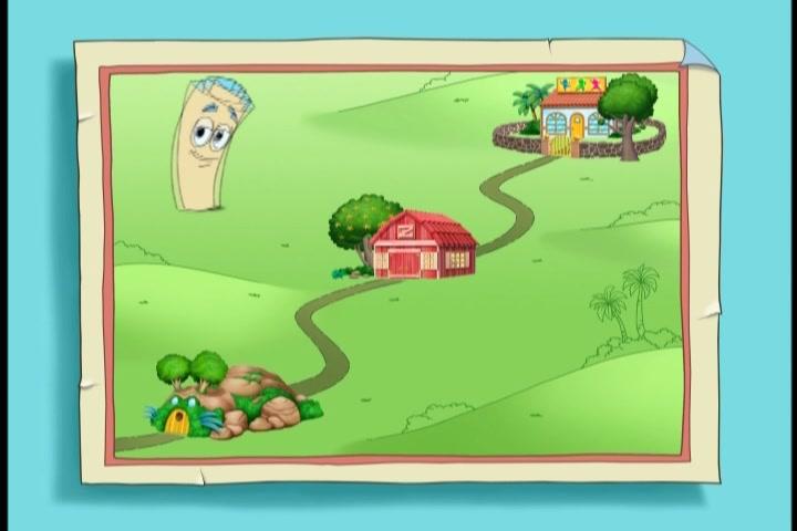 Image - 60b47cafbae65d97bdb434e9ddde0.jpg | Dora the ... Dora The Explorer Characters Map