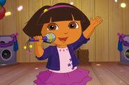 Dora rockt sf4