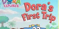 Dora's First Trip (VHS)