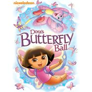 Dora's Butterfly Ball DVD