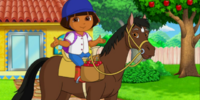 Dora & Sparky's Riding Adventure