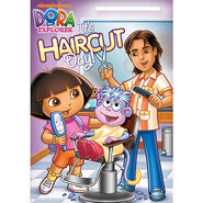 Dora It's Haircut Day DVD