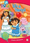 Dora the Explorer It's A Party DVD