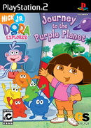 Journey to the Purple Planet Playstation 2 Cover