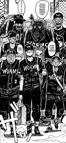 TheWorms