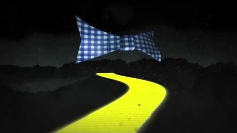 DOROTHY MUST DIE -- Official Book Trailer
