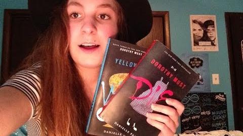 Dorothy Must Die Book Review Yellow Brick War