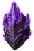 Crystal infusion helm