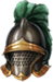 Helm curious cuirassier