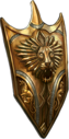 Shield leo novus
