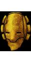Helm deathmask