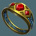 Supreme victors band ring