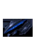 Broken erebus scale blue