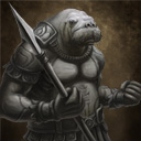Walrus warrior