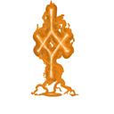 Nord shamans rune orange