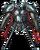 Chest sword priest